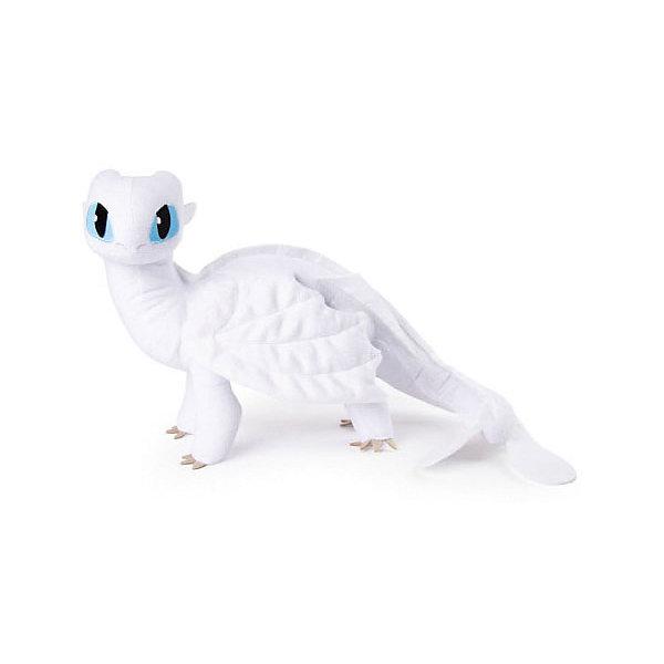 Мягкая игрушка Spin Master Dragons Плюшевая Белая фурия, Китай, разноцветный, Унисекс  - купить со скидкой
