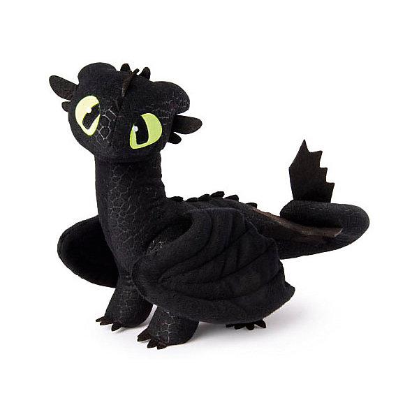 Купить Мягкая игрушка Spin Master Dragons Плюшевый Беззубик, Китай, разноцветный, Унисекс