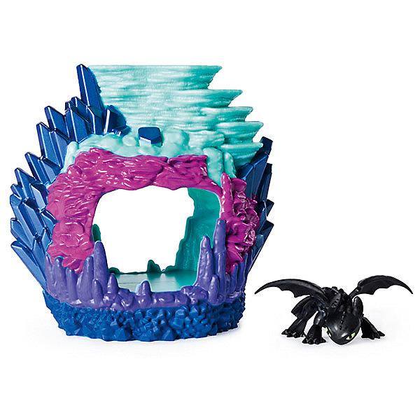 Купить Игрушка Spin Master Dragons «Дракон в пещере», дракон Беззубик, Китай, разноцветный, Унисекс