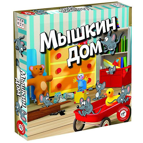 Piatnik Настольная игра Мышкин дом