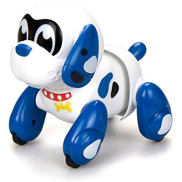 Silverlit Робот Собака Руффи Silverlit интерактивная игрушка робот silverlit ycoo n friends собака руффи синий