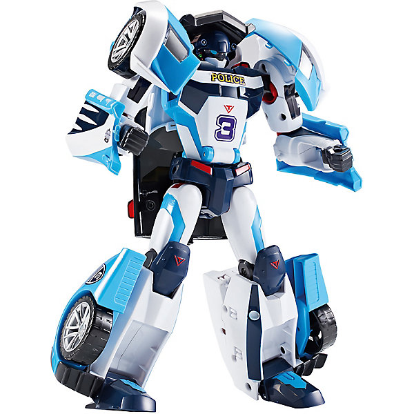 Фигурка-трансформер Young Toys Тобот Атлон, Торнадо (S2)Трансформеры-игрушки<br>Характеристики:<br><br>• в наборе: робот-трансформер; мини-машинка; наклейка; пушка<br>• материал: ударопрочный пластик<br>• упаковка: блистер<br>• страна бренда: Корея<br><br>Робот Тобот Атлон выглядит очень реалистично. Он в считанные секунды трансформируется в транспортное средство. Все элементы игрушки соединены прочно и качественно, поэтому трансформацию можно производить много раз.