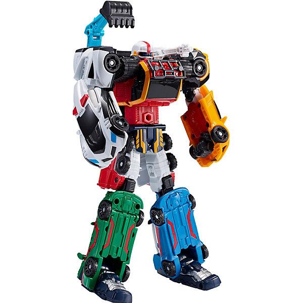 Купить Фигурка-трансформер Young Toys Мини-Тобот Атлон, Магма (S2), Китай, разноцветный, Мужской