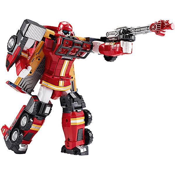 Фигурка-трансформер Young Toys Тобот Атлон, Вулкан (S2)Трансформеры-игрушки<br>Характеристики:<br><br>• в наборе: робот-трансформер; мини-машинка; наклейка; пушка<br>• материал: ударопрочный пластик<br>• упаковка: блистер<br>• страна бренда: Корея<br><br>Робот Тобот Атлон выглядит очень реалистично. Он в считанные секунды трансформируется в транспортное средство. Все элементы игрушки соединены прочно и качественно, поэтому трансформацию можно производить много раз.