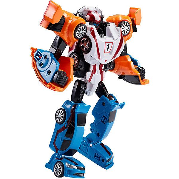 Купить Фигурка-трансформер Young Toys Мини-Тобот Атлон, Чемпион (S2), Китай, разноцветный, Мужской