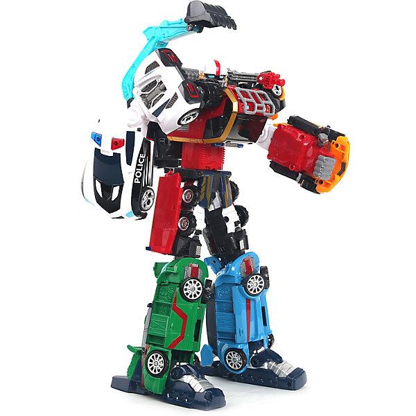 Young Toys Фигурка-трансформер Тобот Атлон, Магма (S2)