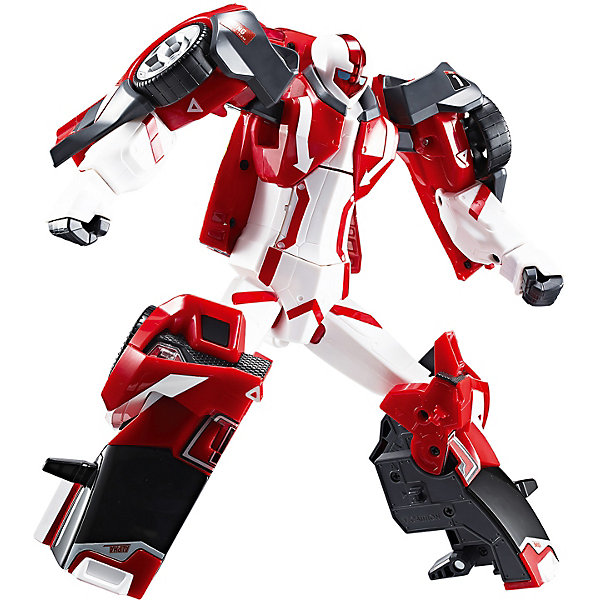 Купить Фигурка-трансформер Young Toys Тобот Атлон, Альфа (S1), Китай, разноцветный, Мужской