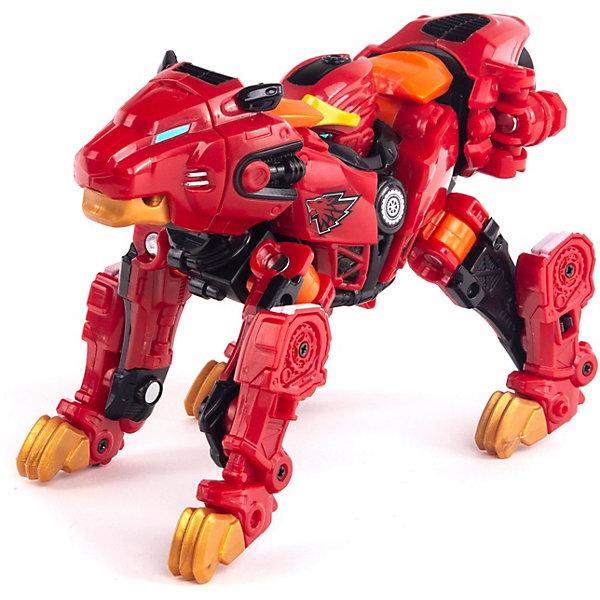 Трансформер Young Toys Металионс, ЛеоТрансформеры-игрушки<br>Характеристики:<br><br>• материал: ударопрочный пластик, нетоксичные красители<br>• упаковка: картонная коробка<br>• страна бренда: Корея<br><br>Трансформер Металионс Лео создан по мотивам мультсериала «Металионс». Фигурка выглядит очень реалистично, устойчиво стоит на ровной поверхности. Руки и ноги подвижны. Она в считанные секунды трансформируется. Все элементы игрушки соединены прочно и качественно, углы сглажены, поэтому трансформацию можно производить много раз.