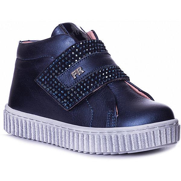 Купить Ботинки Tiflani для девочки, Турция, синий, 29, 27, 30, 26, 28, Женский