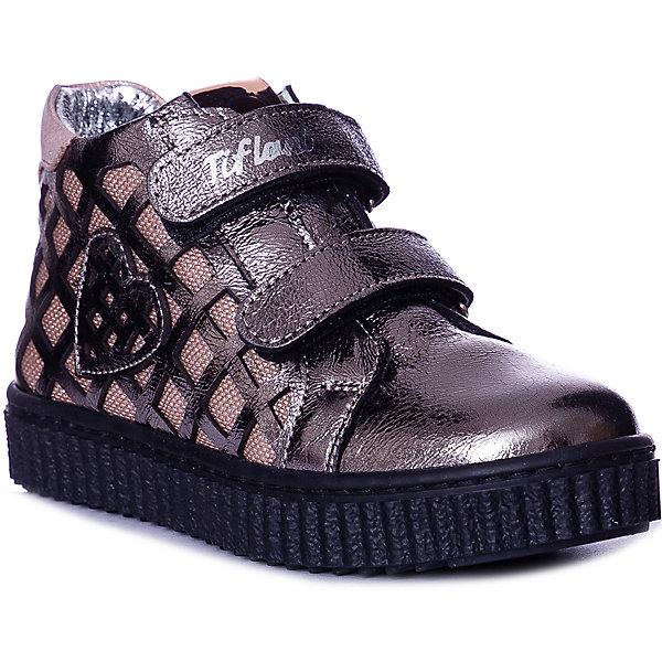 Купить Ботинки Tiflani для девочки, Турция, bronze, 27, 30, 29, 28, 26, Женский