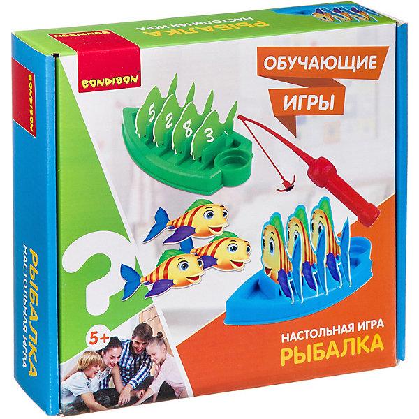 Bondibon Настольная игра Рыбалка