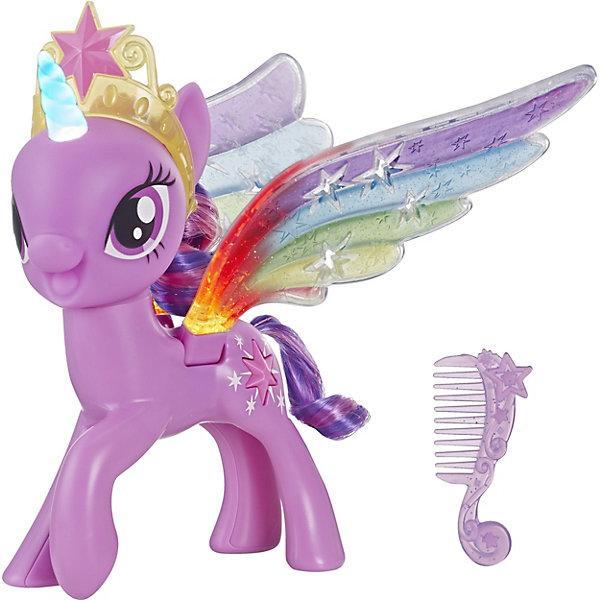 Купить Игрушка Пони Искорка с радужными крыльями MY LITTLE PONY E2928, Hasbro, Китай, Женский