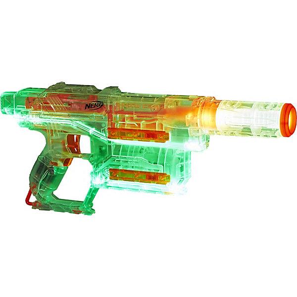 Купить Игровой набор Бластер со стрелами Нёрф Модулус Шэдоу NERF E2655, Hasbro, Китай, Мужской