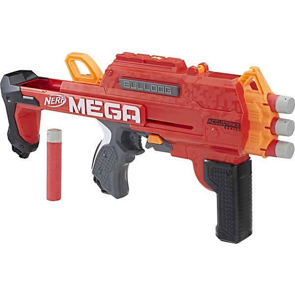 Hasbro Бластер Nerf Mega Бульдог hasbro бластер nerf mega бульдог