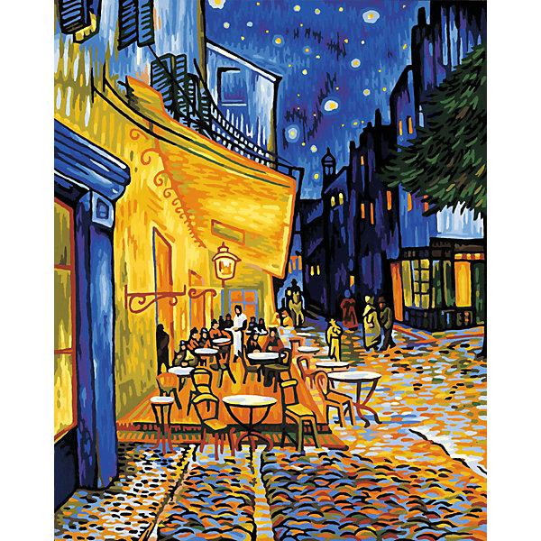 Schipper Картина по номерам Schipper Репродукция Ночное кафе Ван Гог, 40х50 см цена 2017