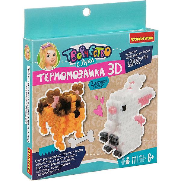 Bondibon Термомозайка 3D Bondibon Заяц и собака стоимость