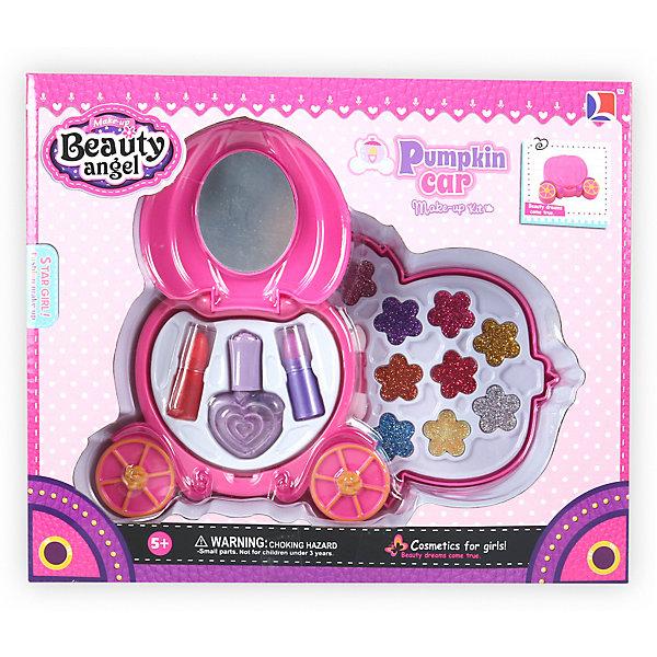 Beauty Angel Детская декоративная косметика Beauty Angel Карета-3 angel косметика официальный сайт