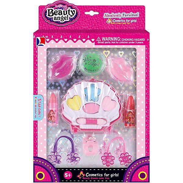 Купить Детская декоративная косметика Beauty Angel Ракушка заколка , Китай, Женский