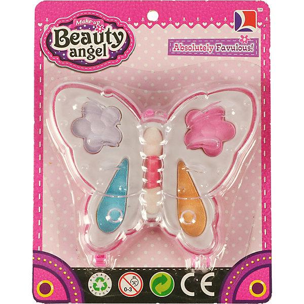 Купить Детская декоративная косметика Beauty Angel Тени Бабочка-1 , Китай, Женский