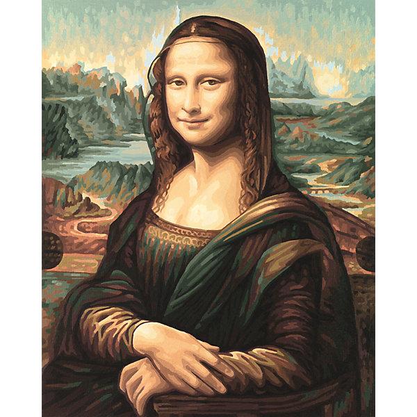 Schipper Картина по номерам Леонардо да Винчи Мона Лиза, 24x30 см