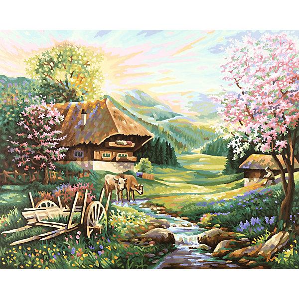 Schipper Картина по номерам Schipper Весна, 40х50 см картина по номерам 80 x 100 см arth ah323