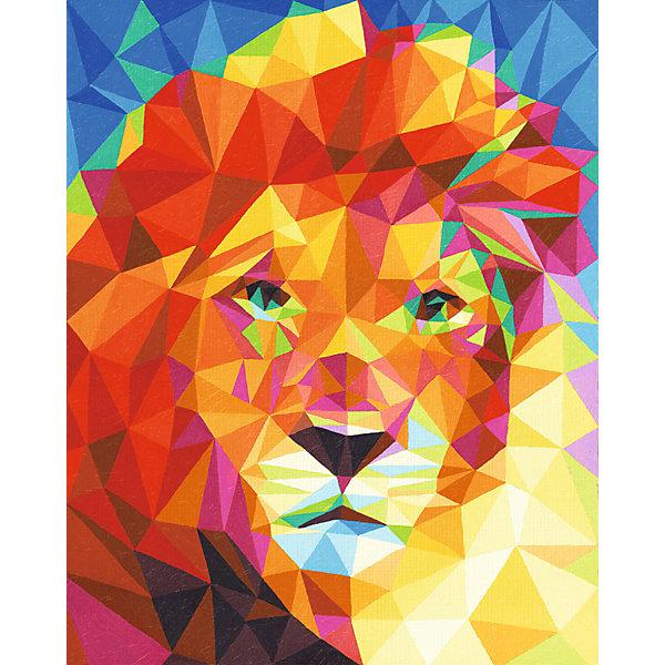 Schipper Картина по номерам Schipper Лев, 40х50 см картина по номерам 80 x 80 см ktmk lionsign01
