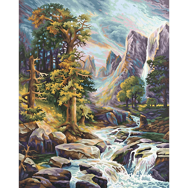 Schipper Картина по номерам Schipper Высокогорье, 40х50 см картина по номерам 80 x 100 см arth ah323
