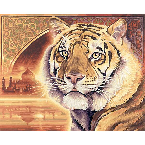 Schipper Картина по номерам Schipper Тигр, 40х50 см картина по номерам 80 x 100 см arth ah323