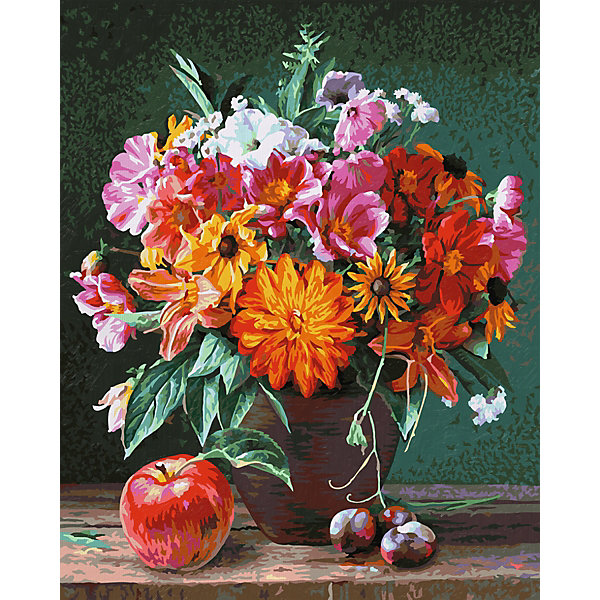 Schipper Картина по номерам Schipper Осенняя импрессия, 40х50 см