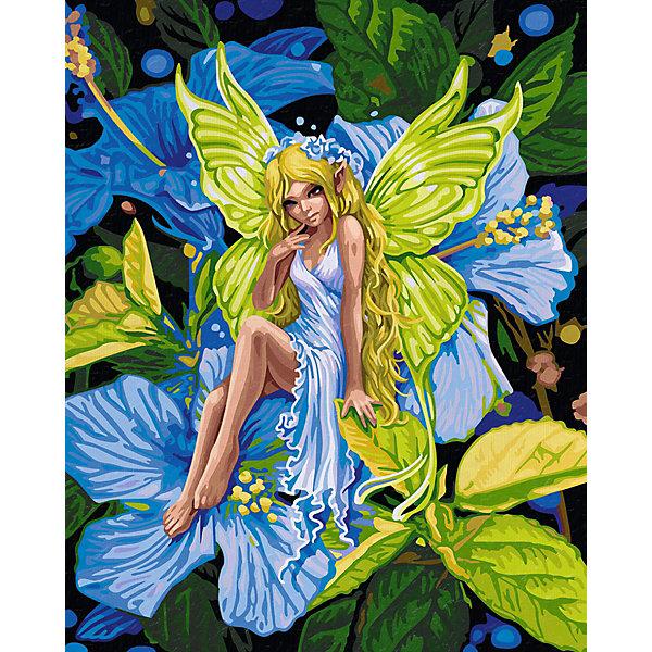 Schipper Картина по номерам Schipper Цветочный эльф, 40х50 см цена 2017