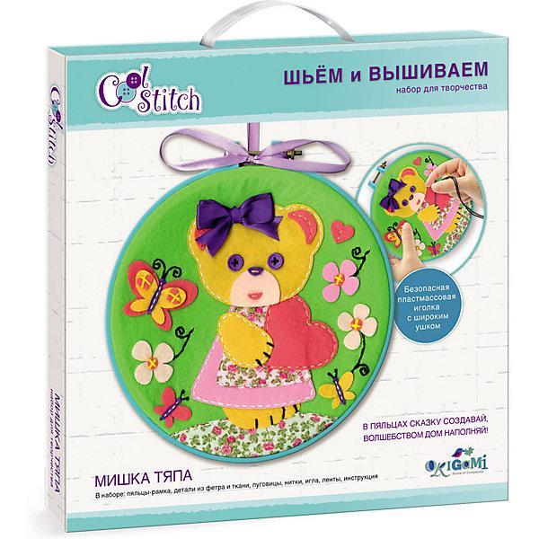 """Origami Набор для шитья и вышивания Origami """"Мишка Тяпа"""""""
