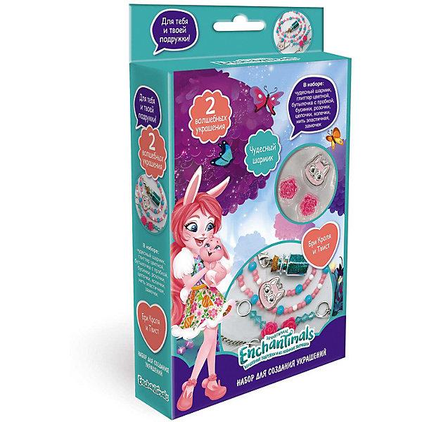 Купить Набор для создания украшений Origami Enchantimals Бри Кроля и Твист , Китай, разноцветный, Женский