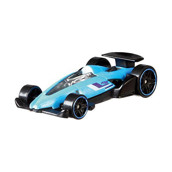 Mattel Машинка Hot Wheels Color Shifters меняющая цвет, Carbide