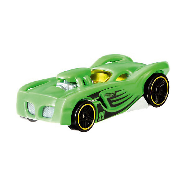 Mattel Машинка Hot Wheels Color Shifters меняющая цвет