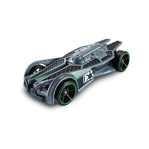 Купить Машинка Hot Wheels Star Wars Звёздный транспорт , Tie Striker, Mattel, Китай, Мужской