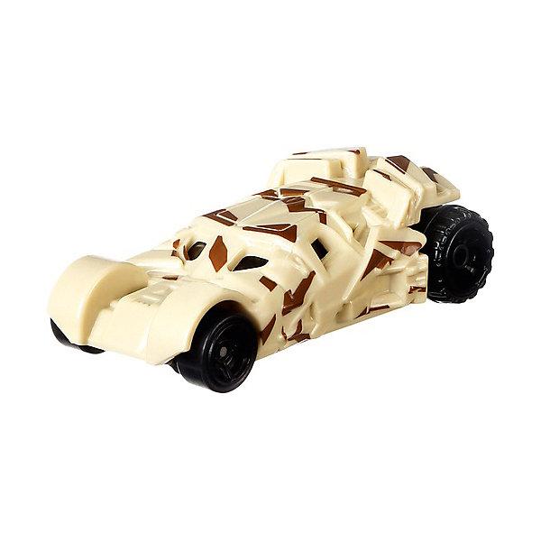 Купить Тематическая машинка Hot Wheels Batman, Tumbler, Mattel, Таиланд, Мужской
