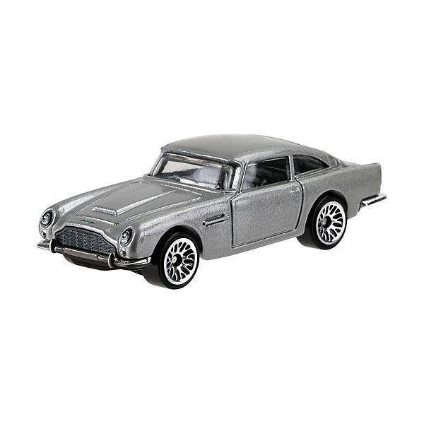 Купить Базовая машинка Hot Wheels, Aston Martin 1963 DB5, Mattel, Китай, Мужской