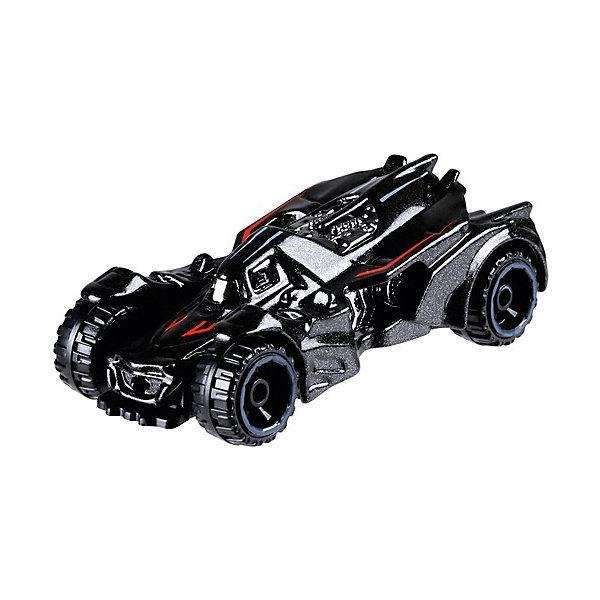 Купить Базовая машинка Hot Wheels, Batman: Arkham Knight Batmobile, Mattel, Китай, Мужской