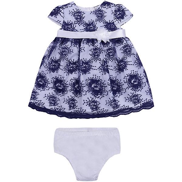 Купить Нарядное платье Birba, Китай, синий, 74, 80, 68, Женский