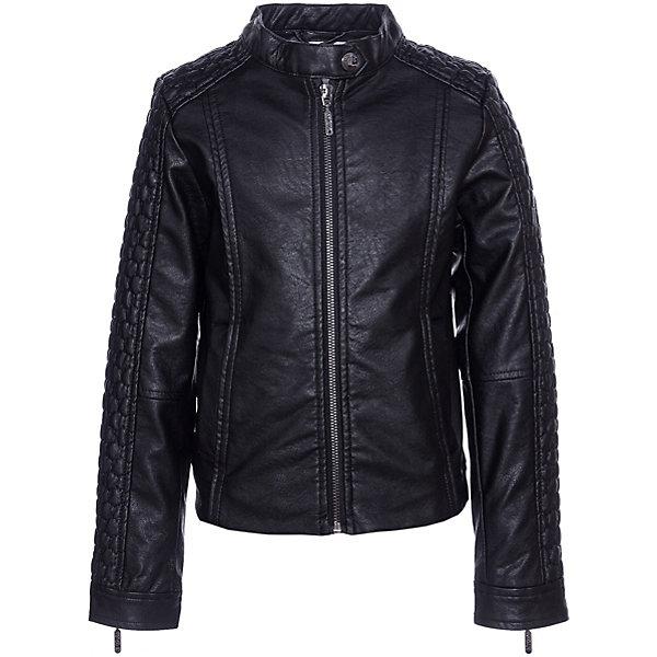 Купить Куртка Trybeyond для девочки, Китай, черный, 134, 152, 128, 164, 176, 140, Женский