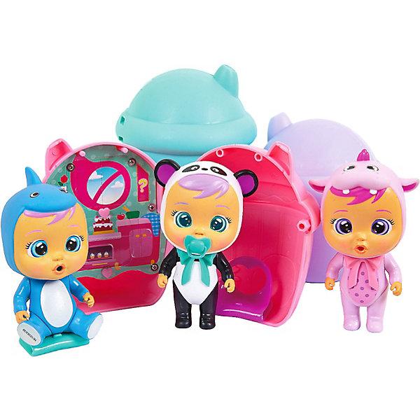 IMC Toys Плачущий мини-младенец IMC Toys Cry Babies
