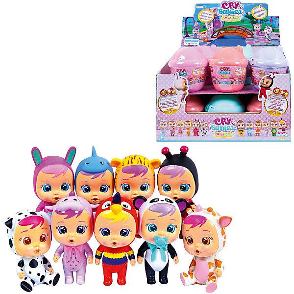 Купить Плачущий мини-младенец IMC Toys Cry Babies, Китай, Женский