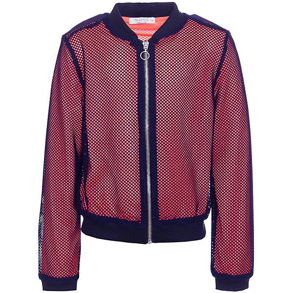 Купить Куртка Trybeyond для девочки, Румыния, синий, 152, 164, 116, 128, 122, 176, 140, 134, Женский