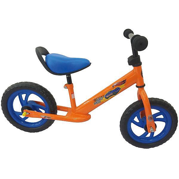 Купить Беговел Next Hot Wheels 12, оранжевый, Китай, разноцветный, Унисекс