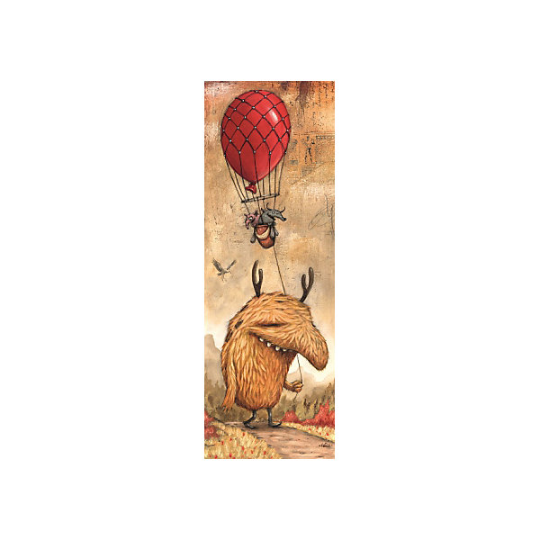 HEYE Пазл Heye Воздушный шар, 1000 деталей, вертикальный