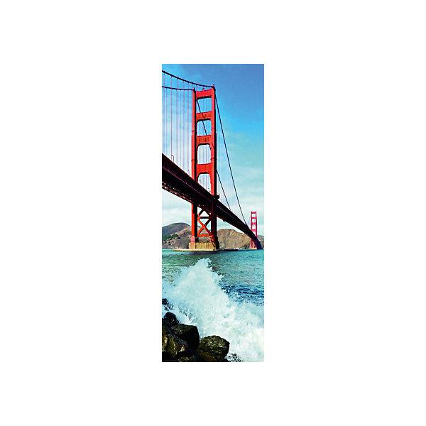 HEYE Пазл Heye Мост Золотые ворота, 1000 деталей, вертикальный