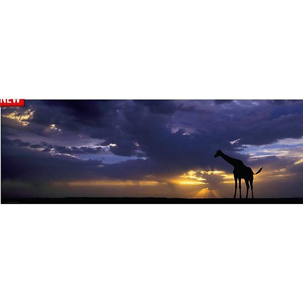 HEYE Пазл Heye A. von Humboldt Закат, 1000 деталей, панорама