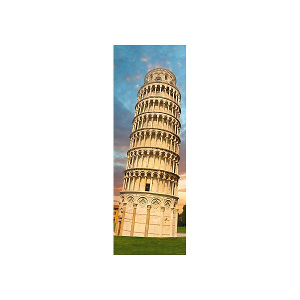 Пазл Heye Пизанская башня, 1000 деталей, вертикальныйПазлы классические<br>Характеристики:<br><br>• серия: вертикальные<br>• количество деталей: 1000<br>• размер собранного пазла: 94,5х32,6 см<br>• страна бренда: Германия<br><br>Уровень сложности пазла подходит для продвинутых сборщиков. Каждый элемент отличается яркостью и высокой детализацией картинки. Готовым пазлом можно украсить интерьер, поместив его в раму. Детали плотно прилегают друг к другу, делая картину более цельной.