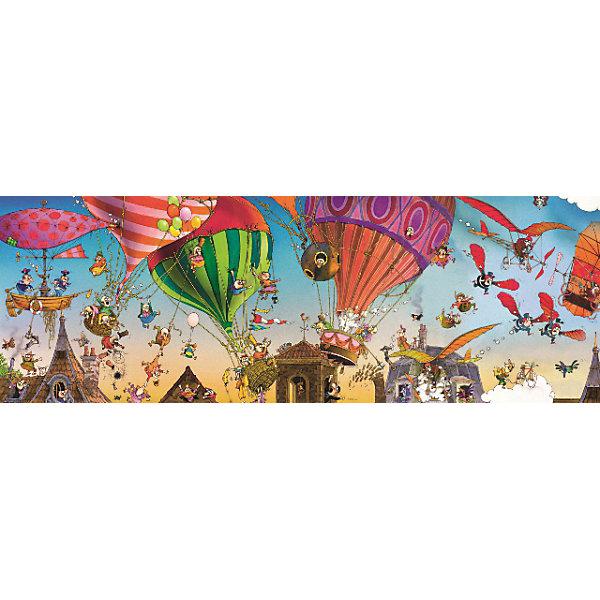 Купить Пазл Heye Воздухоплаватели , 1000 деталей, панорама, Германия, Унисекс