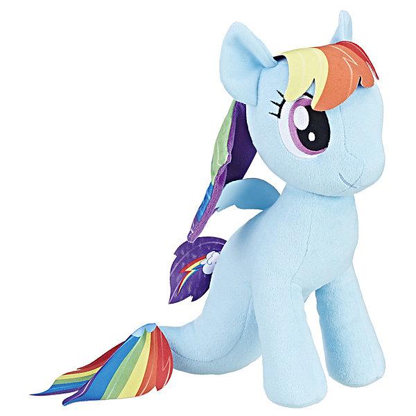 Купить Мягкая игрушка My little Pony Подводные пони , Рэйнбоу Дэш, Hasbro, Китай, Женский